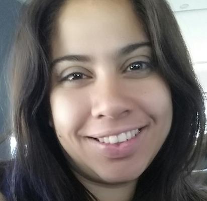 Lucia Gomez-Jimenez + #30DaysUP
